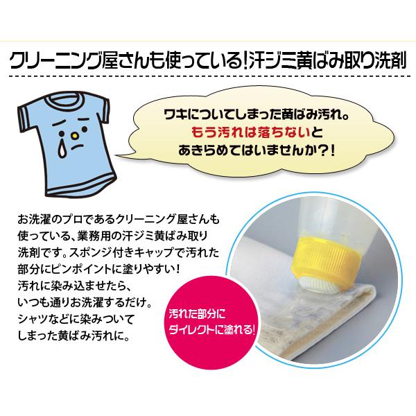 日本Aimedia艾美迪雅-腋下汗斑衣物去汙劑